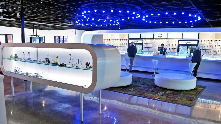 Ajoya is a new marijuana dispensary in Louisville, CO, designed by Roth Sheppard Architects. Photo: Cyrus McCrimmon/The Denver Post Via Getty Images