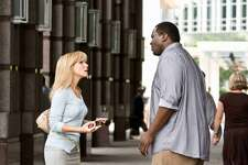 #43. The Blind Side Smart Rating: 88.92U.S. box office gross (inflation-adjusted): $282,750,000 U.S. release date: 11/20/2009MPAA rating: PG-13Starring: Sandra Bullock, Tim McGraw, Quinton Aaron A well-to-do white family (Sandra Bullock, Tim McGraw) takes in a homeless black teen and helps him realize his potential on and off the football field.