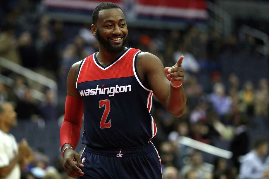 The Rockets host John Wall and the Wizards on Monday at Toyota Center. Photo: Patrick Smith, Getty Images / 2016 Getty Images