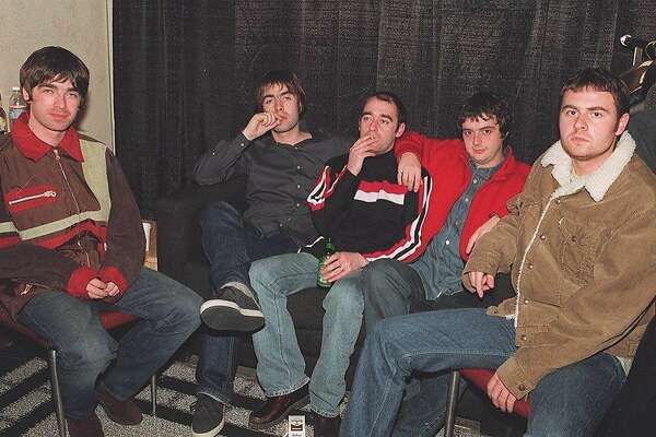 Major player in Oasis story emerges in wake of 'Supersonic ... Oasis Band 1995