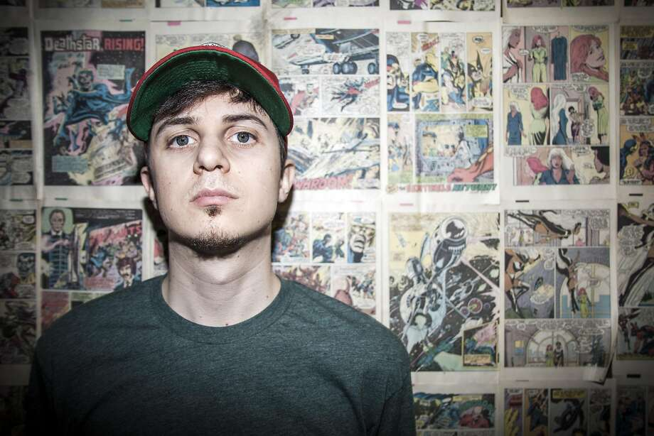George Watsky has a new album, 'X Infinity,' and essay collection, 'How To Ruin Everything.' Photo: United Talent Agency