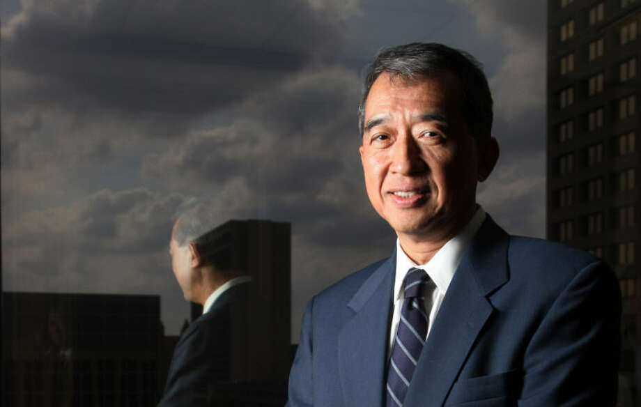 Albert Chao, CEO and president of Westlake Chemical, has overseen the company's rapid expansion in recent years. The company debuted on the Fortune 500 list Monday.