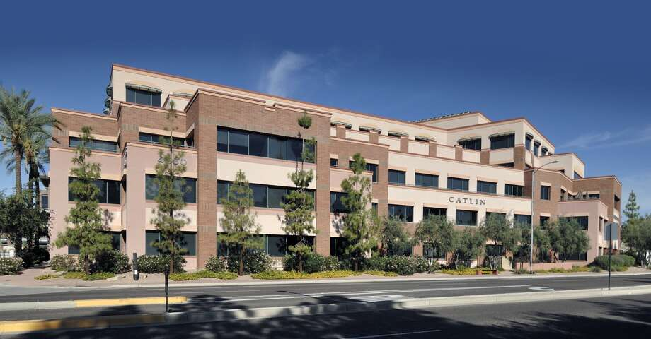 Lincoln Town Center in Scottsdale, Ariz. is among the more than 900,000 square feet of office assets acquired by TSP Value and Income Fund I. Other office properties are in San Jose, Calif. and Atlanta.