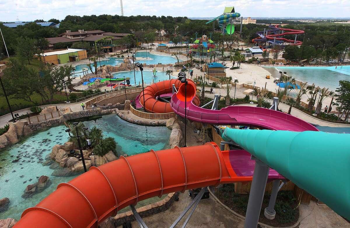 SeaWorld San Antonio Aquatica Now open on weekends