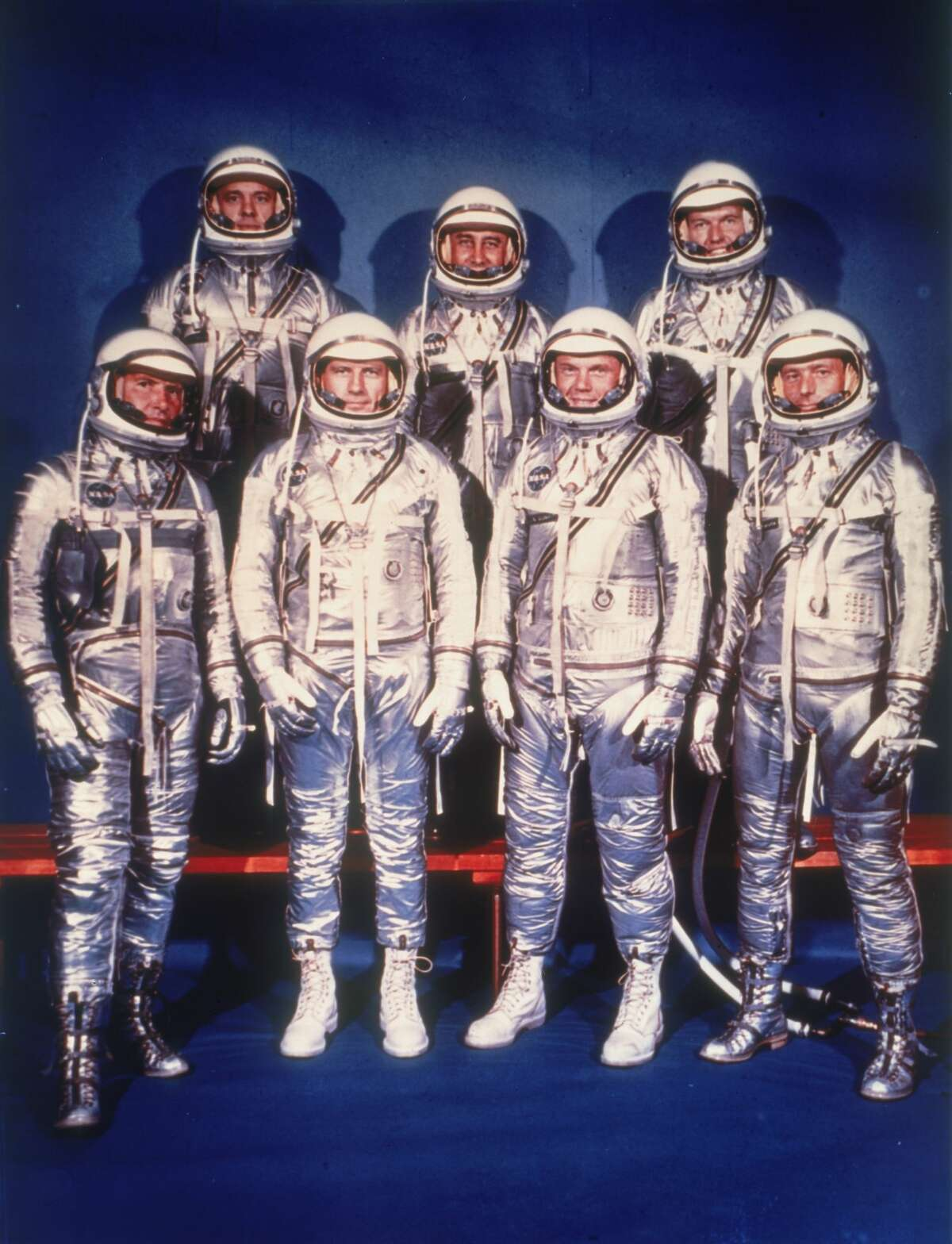 Mercury space suit Years active: 1959 through early 1970s