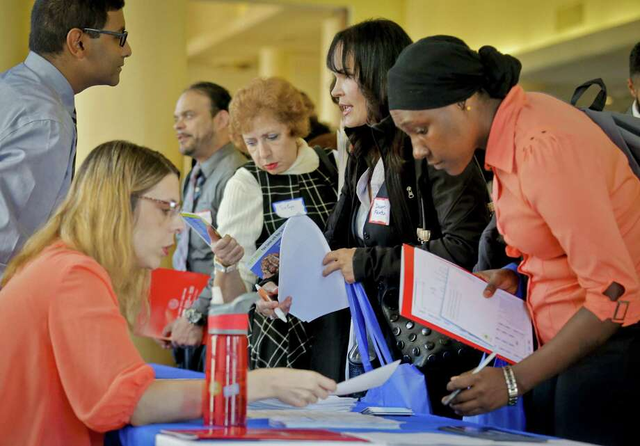 The Labor Department said U.S. employers posted slightly more job openings in September, a likely sign that the steady job gains of recent months could continue. Photo: Bebeto Matthews /Associated Press / Copyright 2016 The Associated Press. All rights reserved.