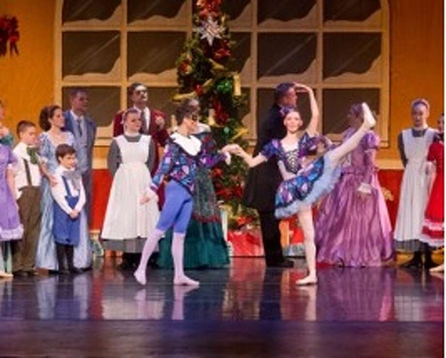 For the past 30 years, Kingwood Dance Theatre's full-length production of the Nutcracker Ballet with extensive sets and costumes has brought the story of Clara and her Nutcracker prince to life. Photo: Submitted