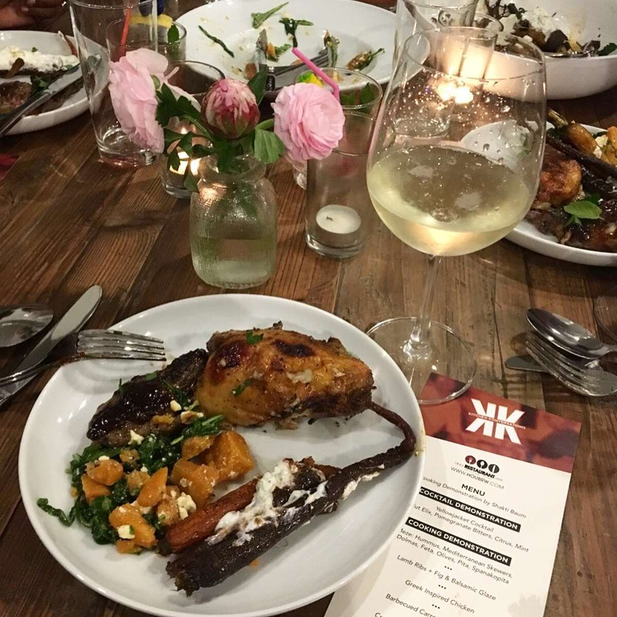 Houston Black Restaurant Week's first fall series, Harvest the Block, kicked off on Nov. 4 with a weekend's worth of events through Nov. 6 highlighting black farmers in Texas and their relationship to the local community.