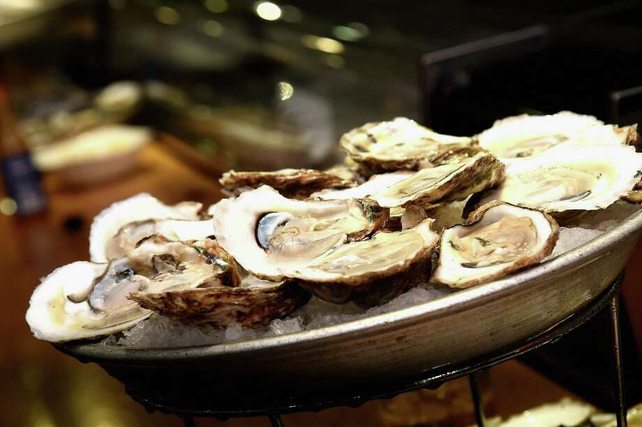 Oysters will be in great abundance at Oysters, Blues & Brews -- A Gulf Coast Celebration at Armadillo Palace in Houston, Nov. 10, 2016. Photo: Ilya S. Savenok, Getty Images For NYCWFF / 2016 Getty Images