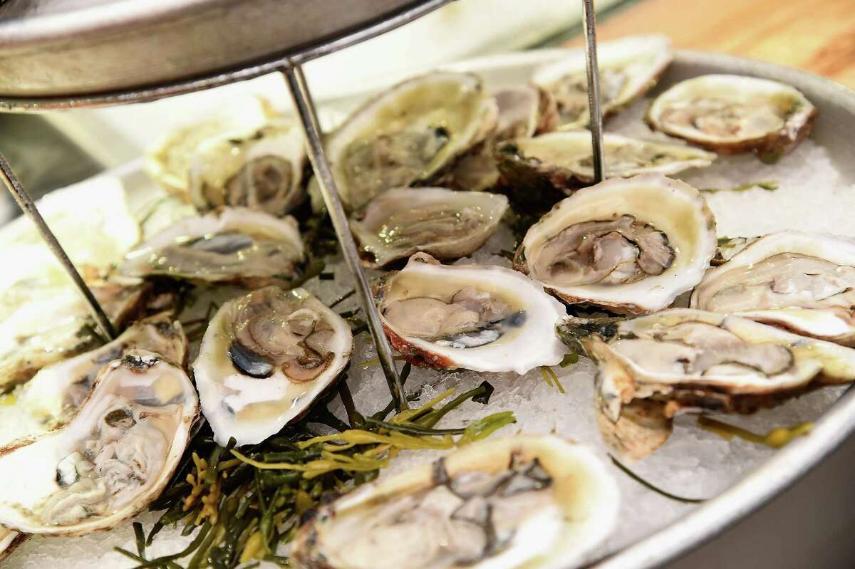Oysters will be in great abundance at Oysters, Blues & Brews -- A Gulf Coast Celebration at Armadillo Palace in Houston, Nov. 10, 2016.
