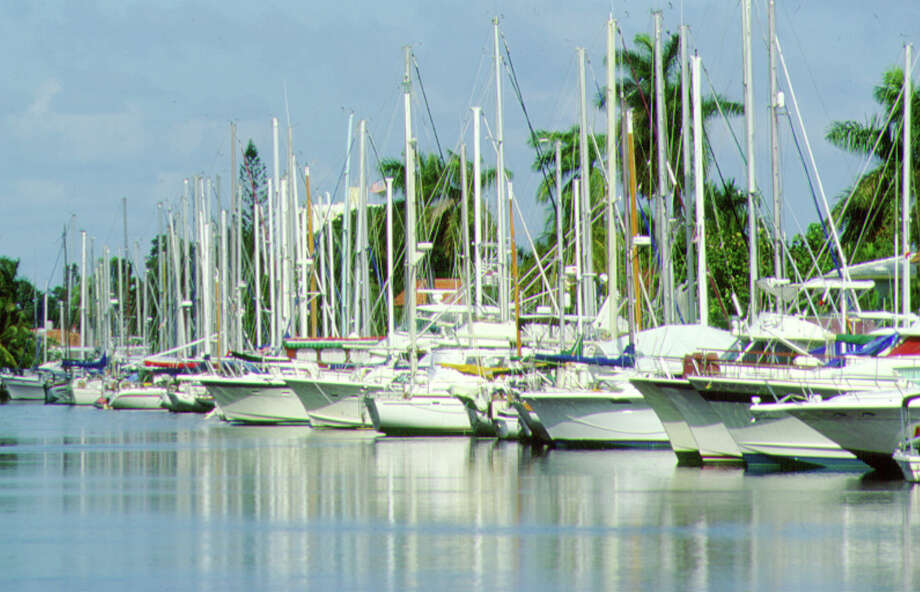 As condos again become expensive in Florida, yachts could become homes.  / handout
