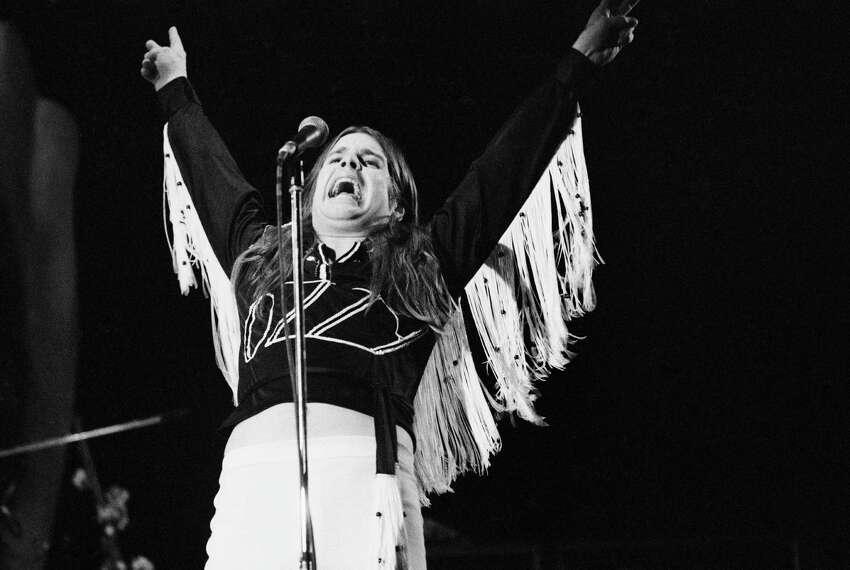 Aug. 22, 1975, Municipal Auditorium:Black Sabbath was listed as a