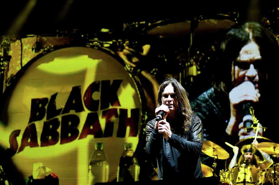 Black Sabbath performs its final U.S. concert Saturday at the AT&T Center. Tickets, $65-$165, are available at ticketmaster. com. Photo: Frazer Harrison / Getty Images For ABA / 2016 Getty Images