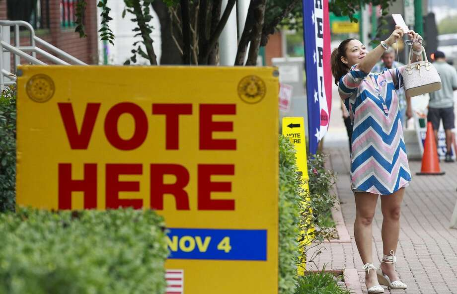 >>>What you need to know before heading to the polls. Photo: Jason Fochtman/Houston Chronicle