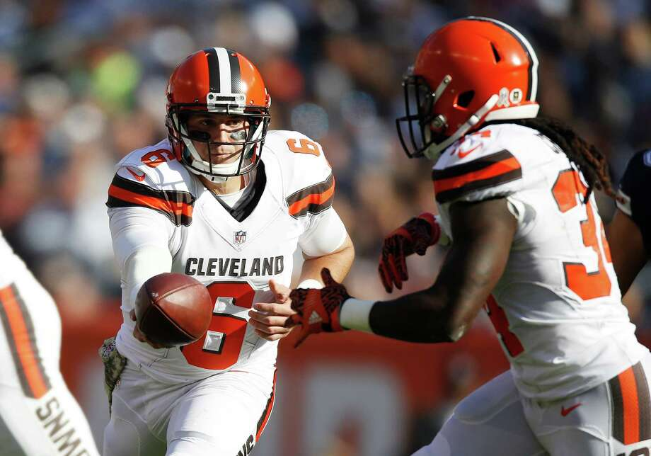 32. Cleveland 0-9   Last week: 32The Browns are winless this season, equaling the worst start in team history. They've lost 19 of 20 dating back to last season. Photo: Gregory Shamus, Getty Images / 2016 Getty Images