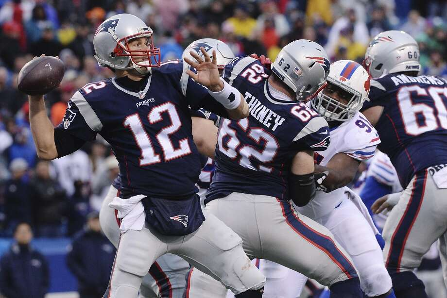 Patriots quarterback Tom Brady has thrown for 12 touchdowns and not a single interception since his return from suspension. Photo: Adrian Kraus, Associated Press