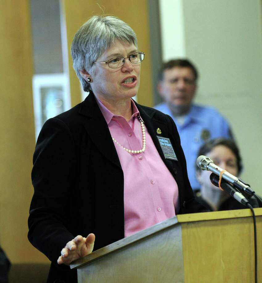 Sharon Dornfeld ran as the Democratic candidate for probate judge for the Northern District of Fairfield County. (File photo Friday, May 3, 2013) Photo: Carol Kaliff / Carol Kaliff / The News-Times