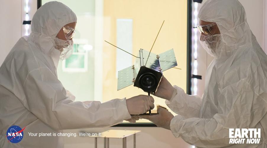NASA's latest satellites are kind of adorable - Houston Chronicle