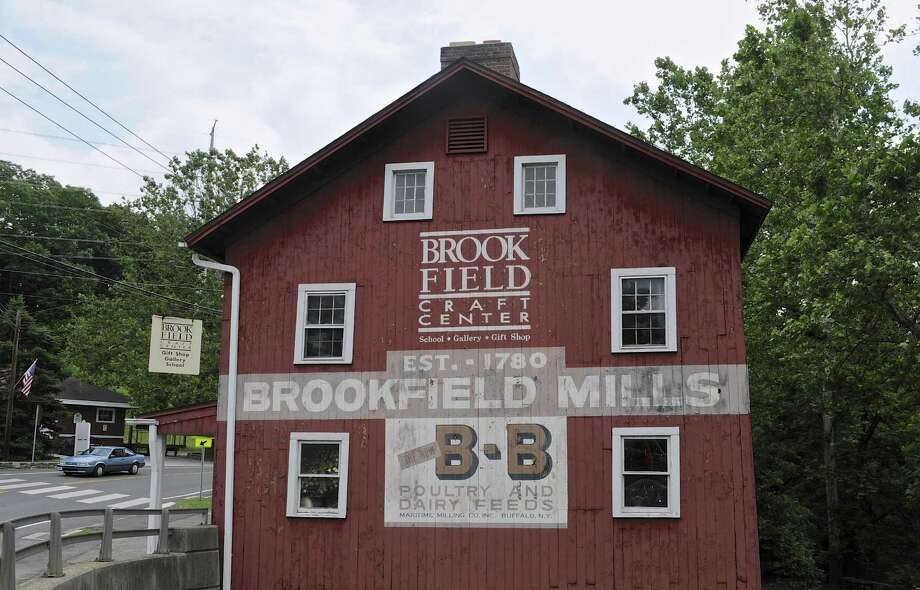 The Brookfield Craft Center. Photo: H John Voorhees III / Hearst Connecticut Media / The News-Times