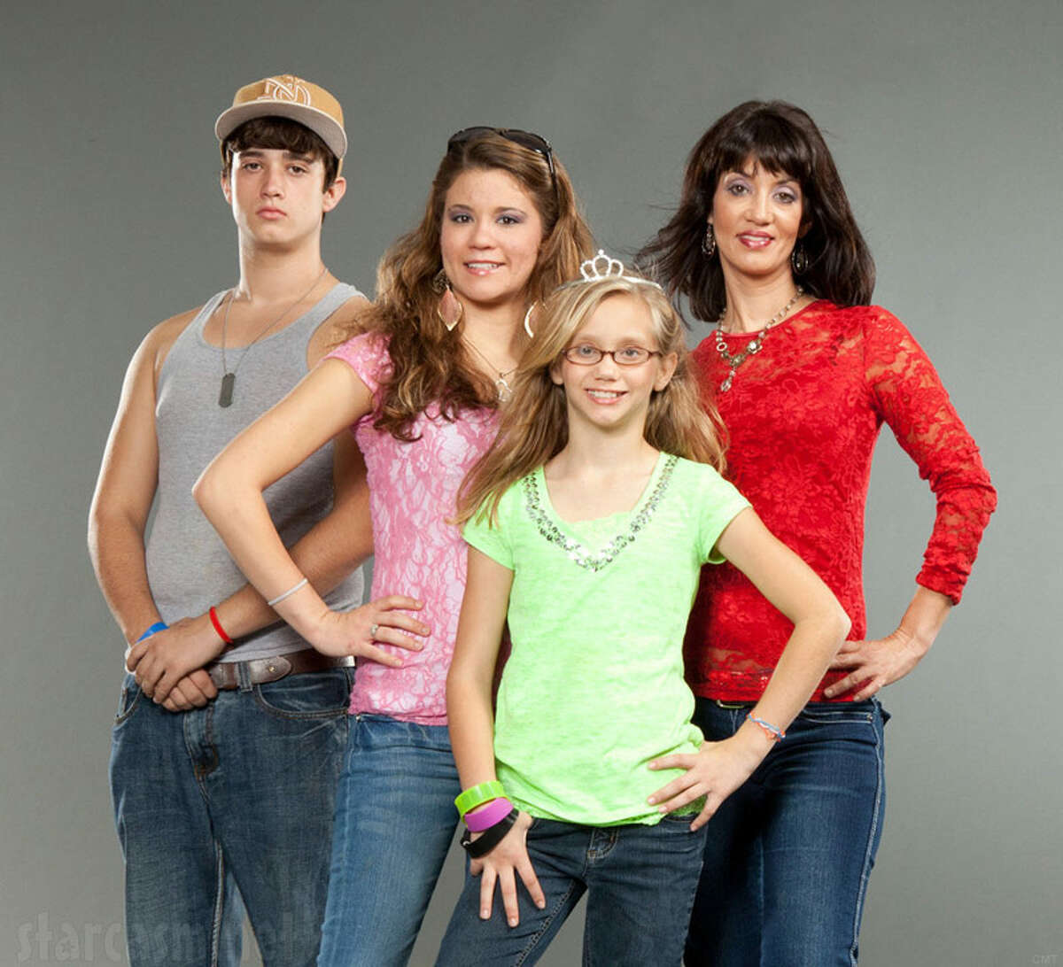 The cast of CMT's