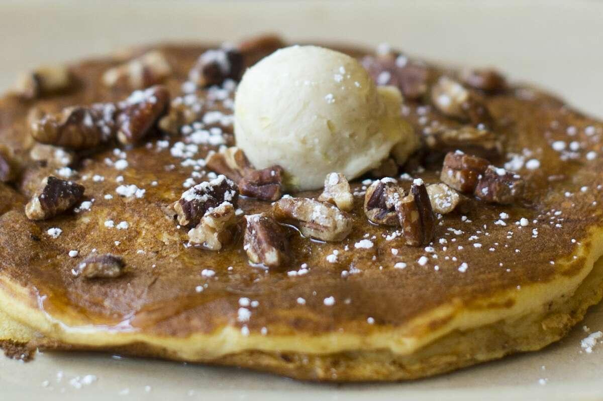 Walnut pancake at Snooze