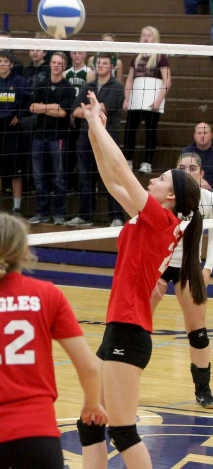North Huron def. Genesee ChristianPortland St. Patrick def. Caseville Photo: Paul P. Adams/Huron Daily Tribune