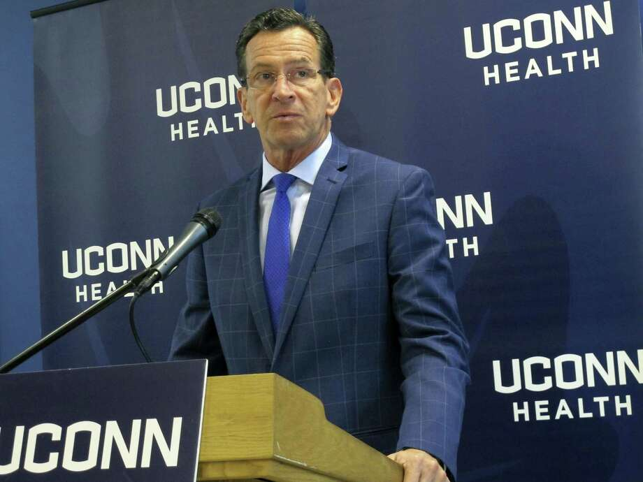 Gov. Dannel P. Malloy, seen in this file photo, on Wednesday reached out to pledge cooperation with Senate Republicans, whose gain of three seats creates an 18-18 party tie. Photo: Pat Eaton-Robb / Associated Press / AP