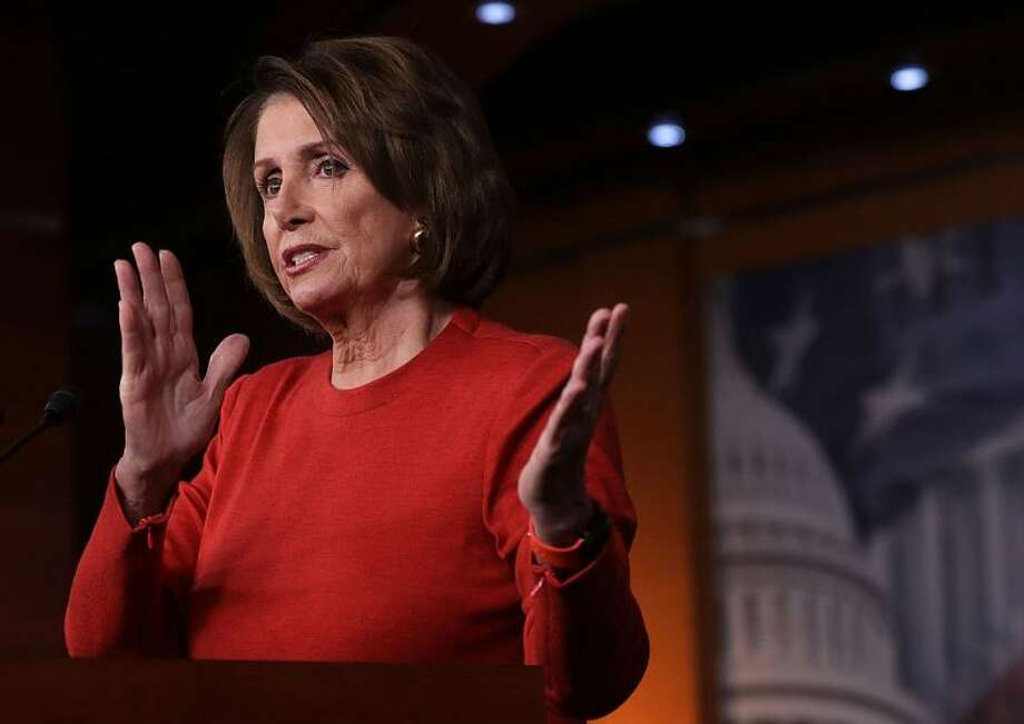 Nancy Pelosi Photo: Alex Wong | Getty Images