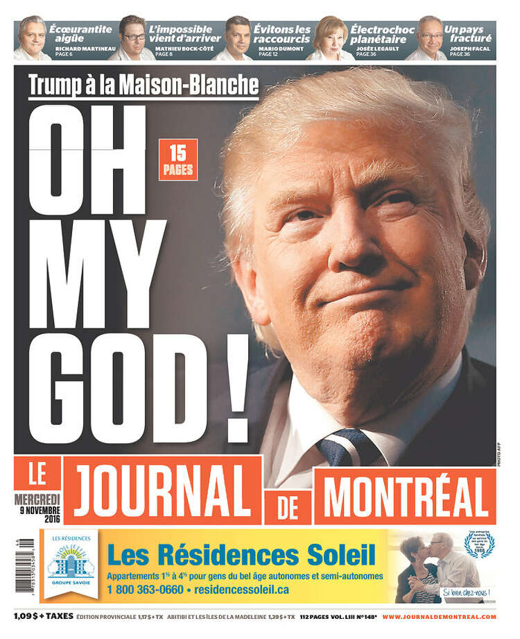 Le Journal de Montreal, Montreal