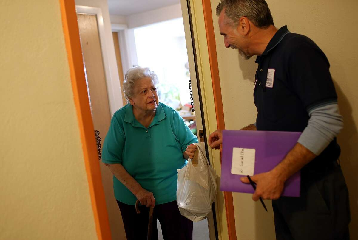 Face to face The elderly need personal contact, not just phone calls, according to the Journal of the American Geriatrics Society. It helps avoid depression.
