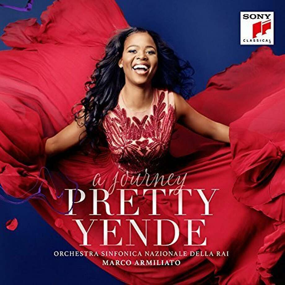 """Pretty Yende, """"A Journey"""" Photo: Sony Classical"""