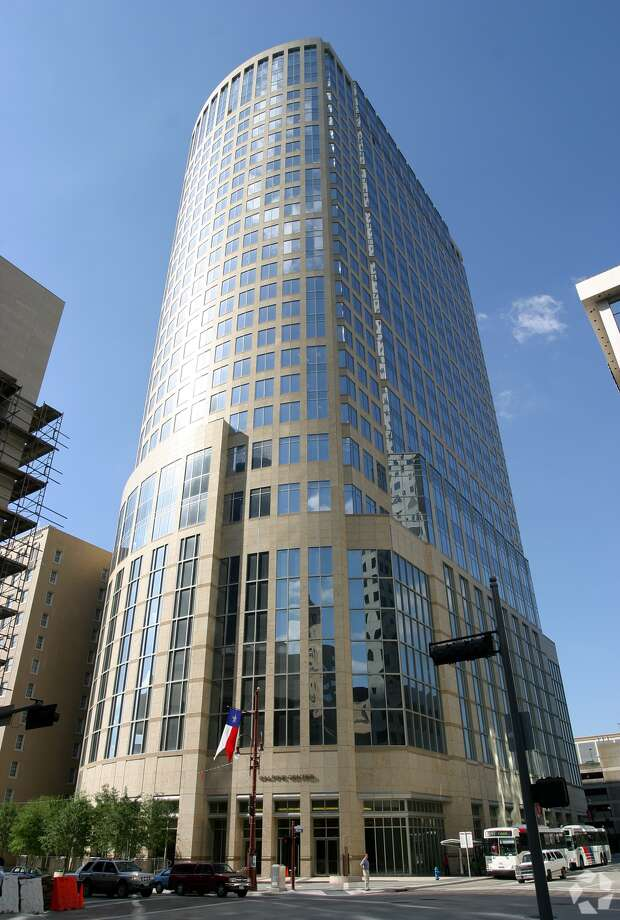 717 Texas Ave. contains 696,228 square feet of office space. Photo: JLL