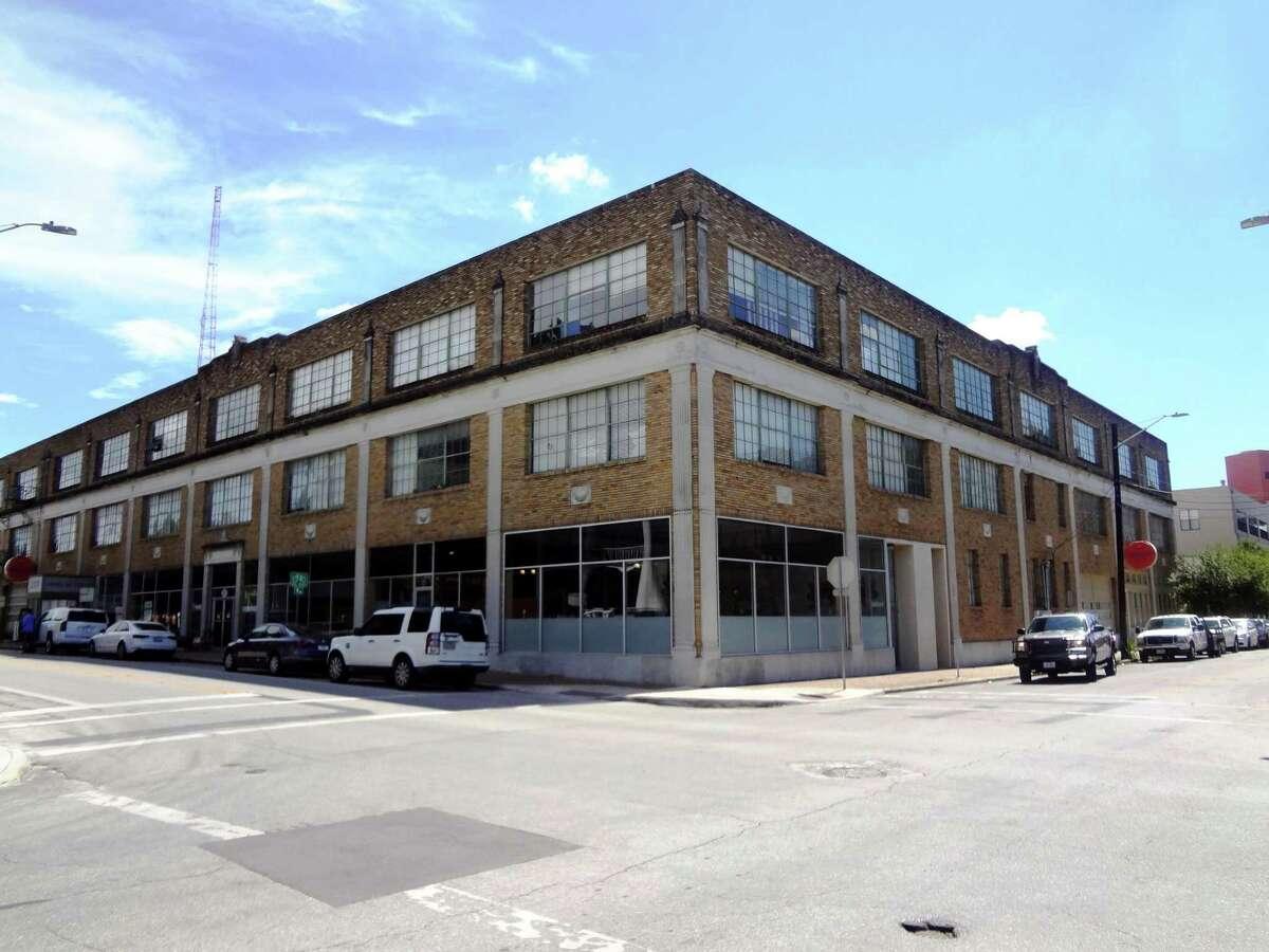 TradeCraft is located in the circa 1920s Riata Cadillac showroom.