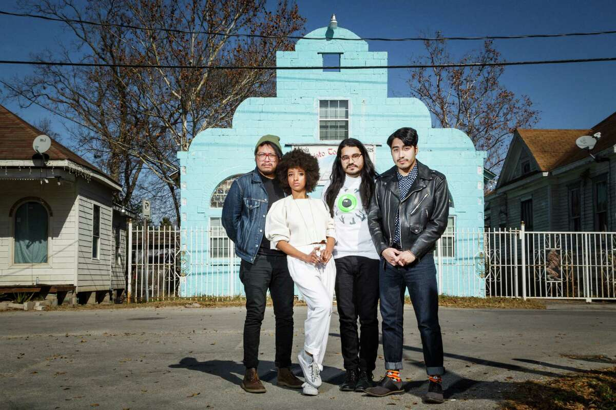 The Tontons play Thursday night at The Nightingale Room.