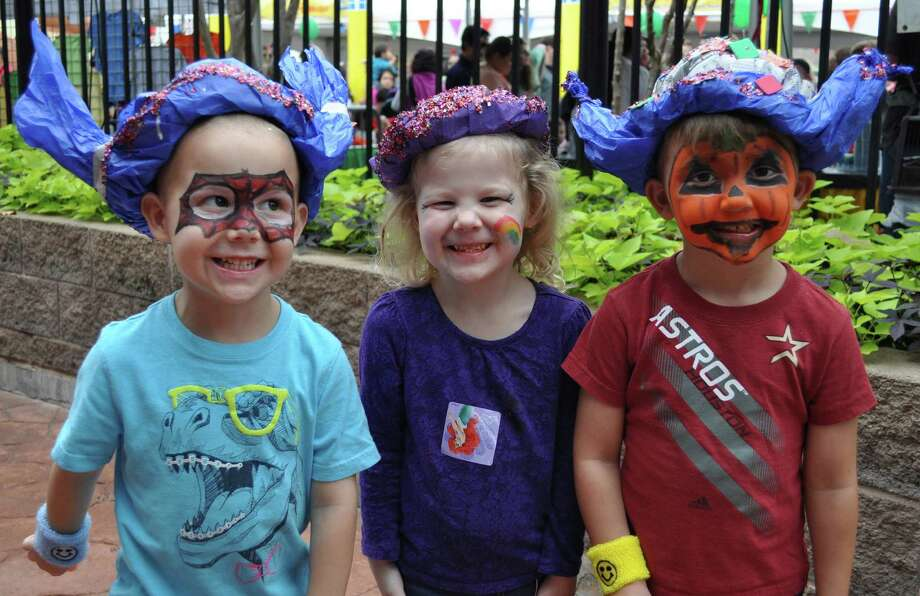 Kids can explore topics such as health, the arts, science and math while taking part in kid-friendly activities at the 21st annual Children's Festival at the Cynthia Woods Mitchell Pavilion in The Woodlands. Photo: Courtesy Photo