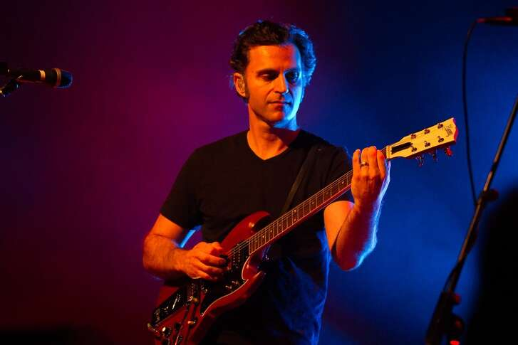 When Dweezil Zappa hits the Warehouse Live stage Thursday, he'll play music by his father, Frank Zappa, and anything else he feels like playing.