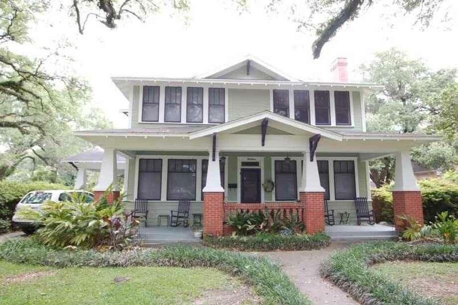 1012 Pine Ave., Orange, Texas 77630. $219,000. 4 bedrooms; 2 full bathrooms. 2,704 sq. ft., 0.32-acre lot. Photo: Realtor.com