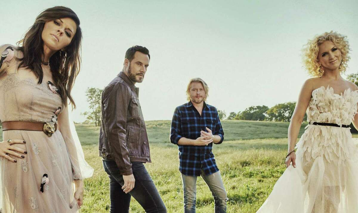 Little Big Town: 7:30 p.m. Friday, Feb. 10With producer/pop star Pharrell Williams in its corner for its last album,