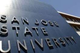 A woman was sexually assaulted in a parking lot at the San Jose State University campus early Monday, police said. No arrests have been made.
