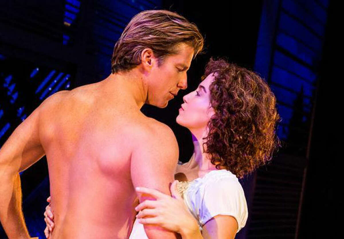 """""""Dirty Dancing,"""" Proctors, 432 State St., Schenectady. 1:30 and 8 p.m. Thursday; 8 p.m. Friday; 2 and 8 p.m. Saturday; 2 p.m. Sunday. http://www.proctors.org. Tells the classic story of Baby and Johnny, two fiercely independent young spirits from different worlds who come together at a Catskills summer resort. Musical based on the 1987 movie."""