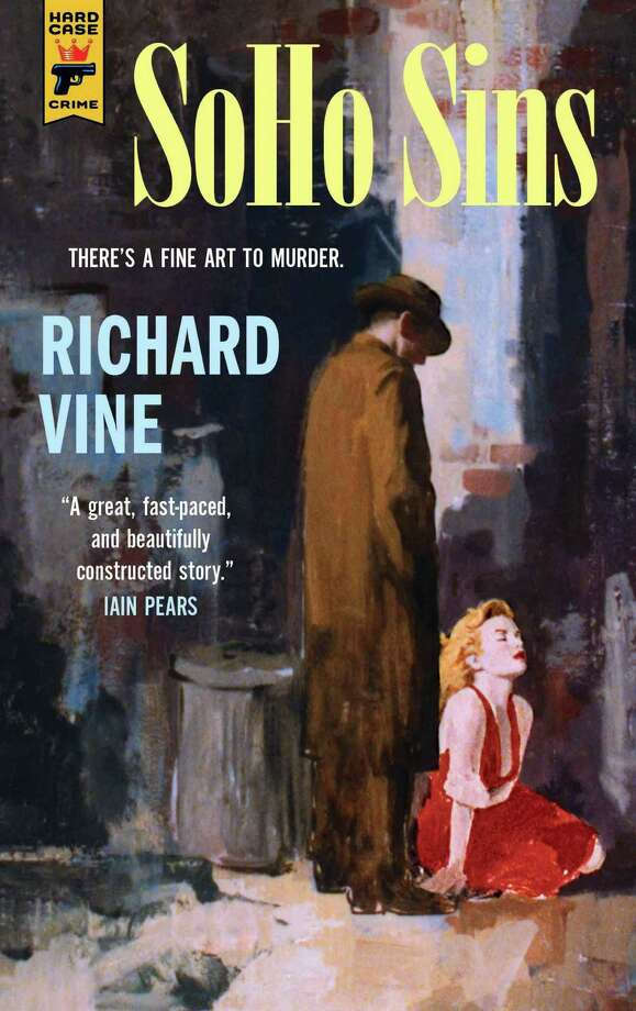 The Housatonic Museum of Art Presents a lecture, book signing and reception with Richard Vine, Managing Editor of Art in America, highlighting his debut novel, SoHo Sins. Photo: Contributed Photo