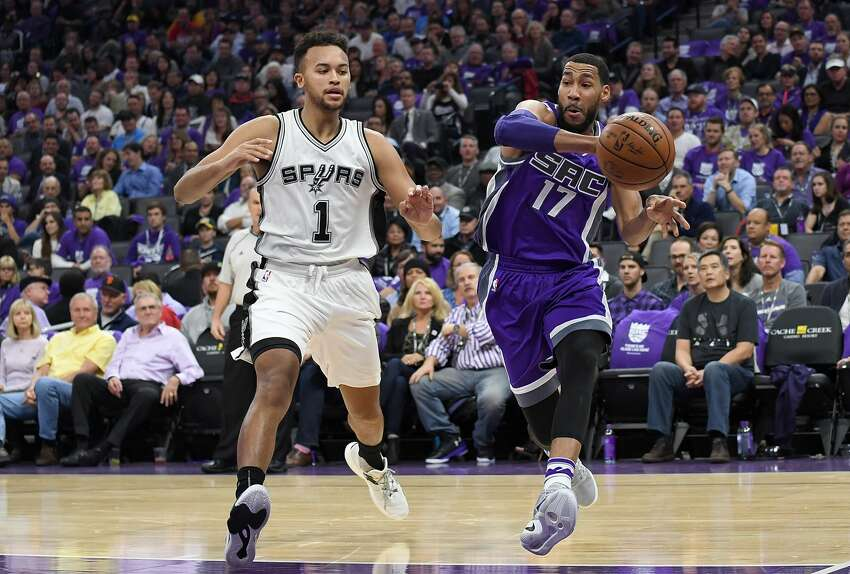 Mar. 8 and 19 - Garrett Temple (Sacramento Kings) Temple, who appeared in 16 games across two seasons for the Spurs, is not likely to stoke fond memories in fans. He averaged only 5.1 points in 13.4 minutes and was waived a few games into the 2010-11 season.