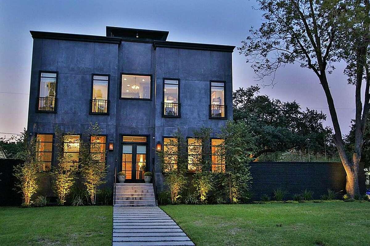 Houston:2202 Saxon Listing price: $1.199 million