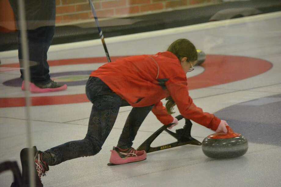 A scene from Learn to Curl Day in November 2016. Photo: Photo Provided