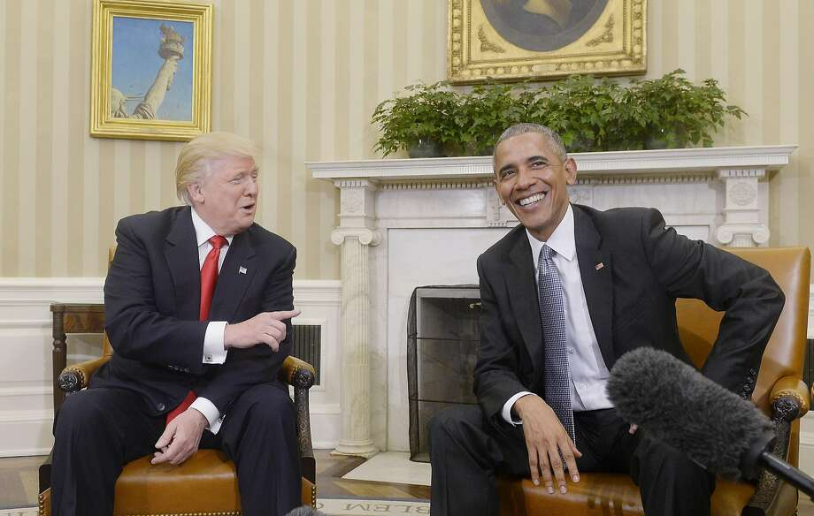 obama oval office. us president barack obama meets with presidentelect donald trump on thursday nov oval office