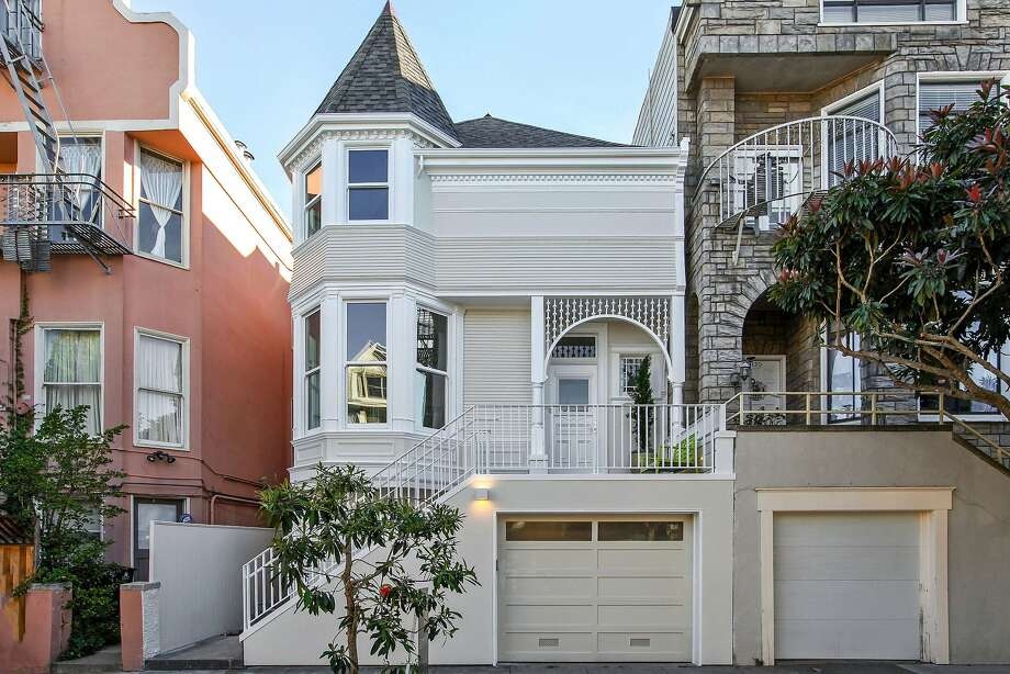 164 Belvedre St. in Parnassus is a four-bedroom Victorian available for $5.995 million. Photo: Open Homes Photography