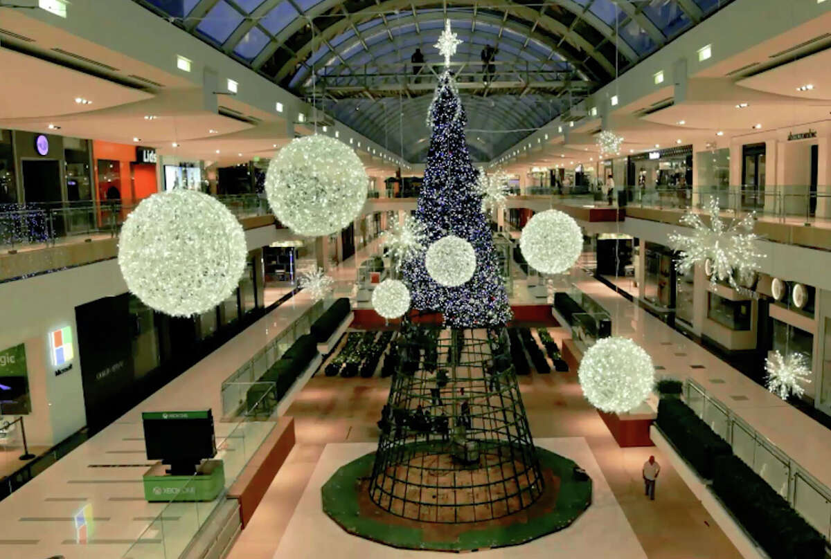 The Galleria Christmas tree will get its official lighting for the season at 6 p.m. Saturday, Nov. 12.