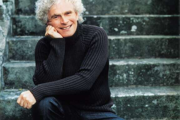 Sir Simon Rattle conducts the Berlin Philharmonic, Tuesday and Wednesday in Davies Symphony Hall