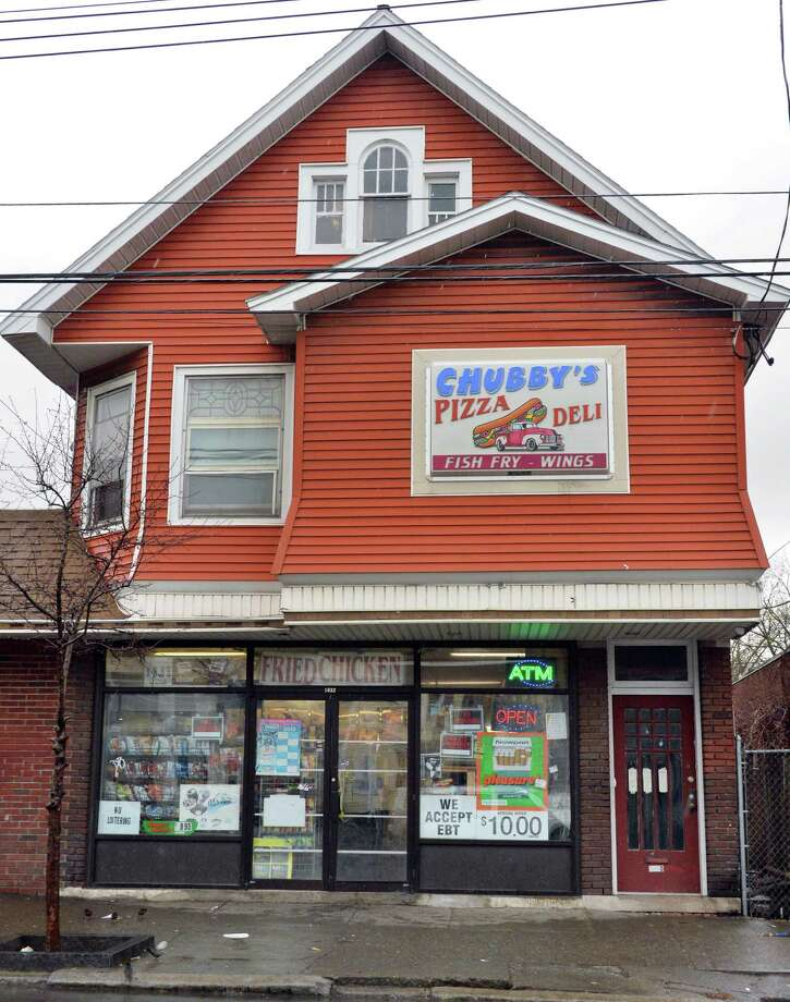 Exterior of Chubby's on Crane Street Tuesday April 15, 2014, in Schenectady, NY.  (John Carl D'Annibale / Times Union) Photo: John Carl D'Annibale / 00026502A