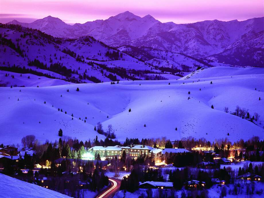 Central to the village, Sun Valley Lodge is newly renovated and minutes from both Dollar and Baldy mountains. Photo: Courtesy Of Sun Valley Resort